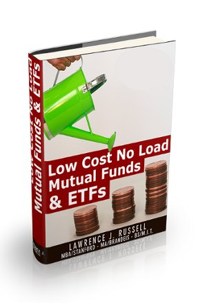 lower cost index mutual fund personal finance book